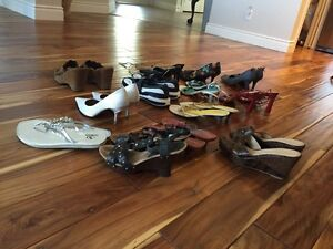 Free-Women's Summer Shoes and Sandals-size 9 Kitchener / Waterloo Kitchener Area image 4