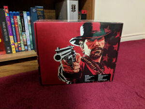 Red Dead Redemption 2 Collector's Box (Brand New Sealed)