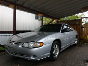 2002 Monte Carlo SS * fully loaded*