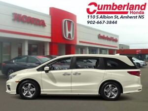 2018 Honda Odyssey Touring  - Navigation -  Sunroof -  Leather S