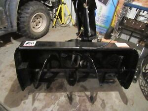 """Reduced! 40"""" Craftsman Snowblower Kit For Lawn Tractor"""