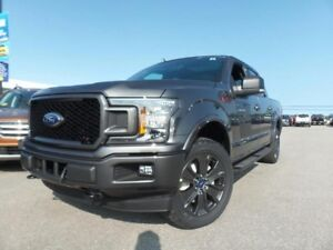 2018 Ford F-150 XLT 3.5L EcoBoost V6 302A 0% PLUS FREE WINTER...