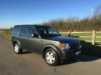 Land Rover Discovery 3 2.7 td v6 7 seats finance available from £35 per week