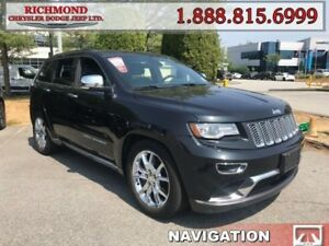 2014 Jeep Grand Cherokee Summit  *Diesel*