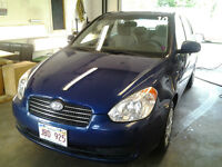 2010 Hyundai Accent GL Sedan