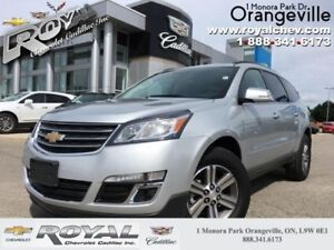 2017 Chevrolet Traverse 2LT  MSRP$51710 * ASK ABOUT 0% UP TO 84