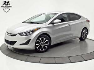 2016 Hyundai Elantra GL AUTO A/C BLUETOOTH SIÈGES CHAUFFANTS