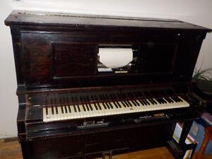 Piano mécanique et rouleaux West Island Greater Montréal image 2