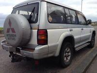 Pajero 2.8 Turbo Diesel