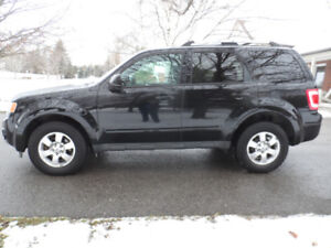 2012 Ford Escape,AWD, SUV, Selling CERTIFIED, Great Condition