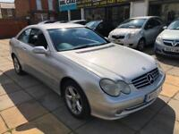 2005 Mercedes-Benz CLK270 CDI automatic Avantgarde Diesel