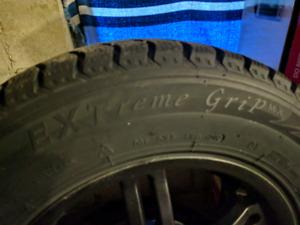 215/70/R16 winter rims and tires for sale!