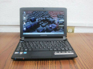emachine e 350 netbook
