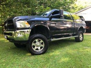 One of a kind!  Lifted Ram 2500 Outdoorsman with Warranty.