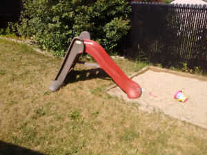 Easy Store Large Slide by Little Tikes in excellent conditions