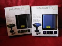 TWO KAM LASERS, AS NEW