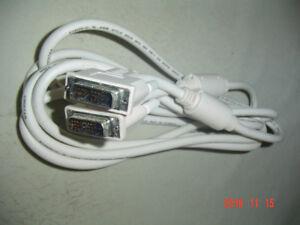 Différents connecteurs