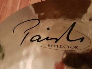 """PAISTE 22"""" POWER RIDE REFLECTOR CYMBAL Claremont Nedlands Area Preview"""
