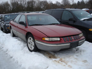1994 Chrysler Concorde just arrived at U-Pull-It Elmira