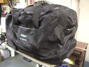 """""""EUROPE BOUND"""" TRAVEL OUTFITTERS - ROLLER DUFFEL BAG"""