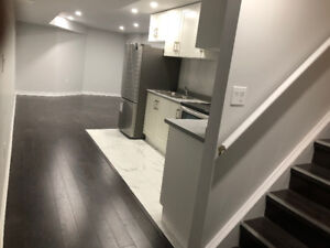 A MUST SEE!!! BRAND NEW, BRIGHT, CLEAN, PRIVATE & MODERN 1 BDRM