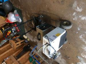 PLASMA CUTTER AND DRYER LIKE NEW