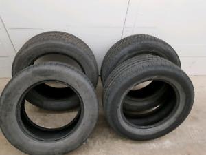 Pneu Michelin 225 60 r16 (4)