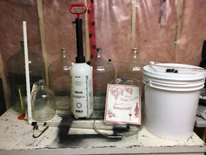 Starter kit for Home Wine & Beer making