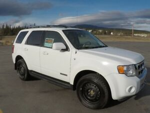 2008 Ford Escape Limited Edition