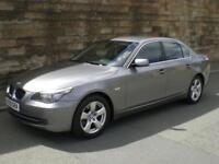 2009 09 BMW 5 SERIES 2.0 520D SE BUSINESS EDITION 4D 175 BHP DIESEL