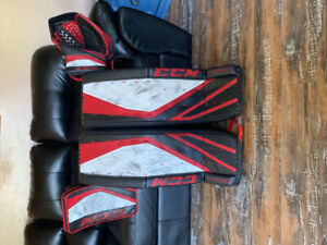 Ccm Pads | Kijiji in Manitoba  - Buy, Sell & Save with Canada's #1