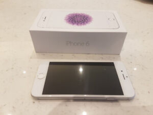 Iphone 6 16GB unlocked and new condition