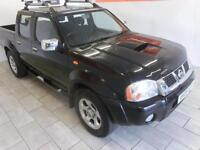 Nissan Navara 2.5Di ( Leather ) Outlaw
