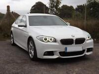2011 BMW 5 SERIES 520d M Sport Step Auto [Start Stop]