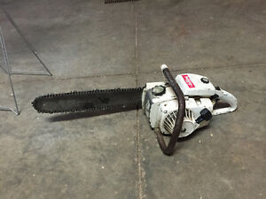 Pioneer Chainsaw