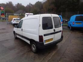 2005 CITROEN BERLINGO LX 600 D PANEL VAN DIESEL