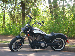 2012 victory highball 1700