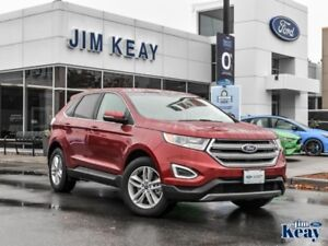 2018 Ford Edge SEL  - One owner - Certified - Bluetooth