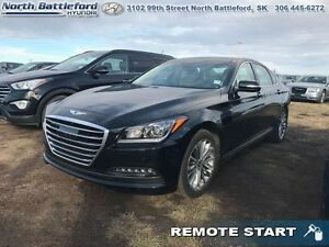 2015 Hyundai Genesis Sedan 3.8   - Certified - Remote Start - Fo