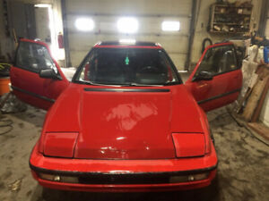 1991 Honda Prelude - driveable, great project car