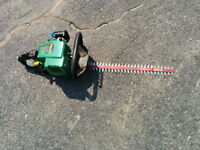 """Hedge Trimmer 22"""" by WeedEater"""