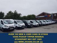 VAN CUSTOM X25 IN STOCK ALL MODELS SWB MWB FROM 6990 + VAT