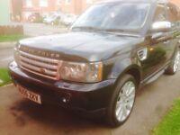 2007 (56) Range Rover sport tdv6