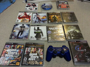 Nice Pile of good PS3 Games For Sale all Adult Owned & Cheap !!!