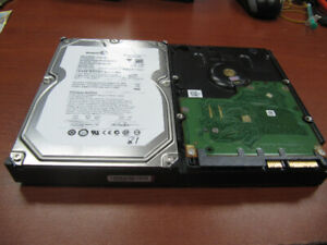 """We have the following SATA & IDE 3.5"""" HDDs for desktop computers"""
