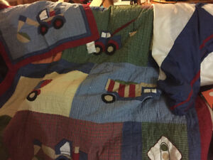 Kids Bedding - Quilt set -Single