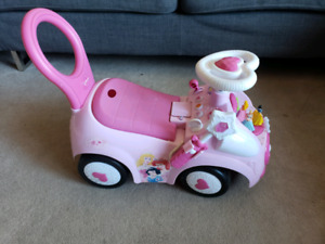 Disney Princess Musical Ride on Toy