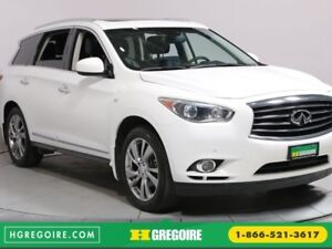 2014 Infiniti QX60 AWD BLUETOOTH CUIR NAVIGATION CAMERA RECUL 36