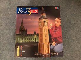 Puzz 3D Big Ben (Puzzle)