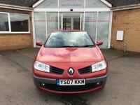 Renault Megane 1.6 VVT ( 111bhp ) Coupe Privilege